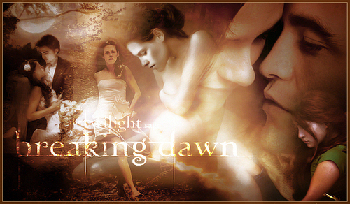 Breaking Dawn Fanarts