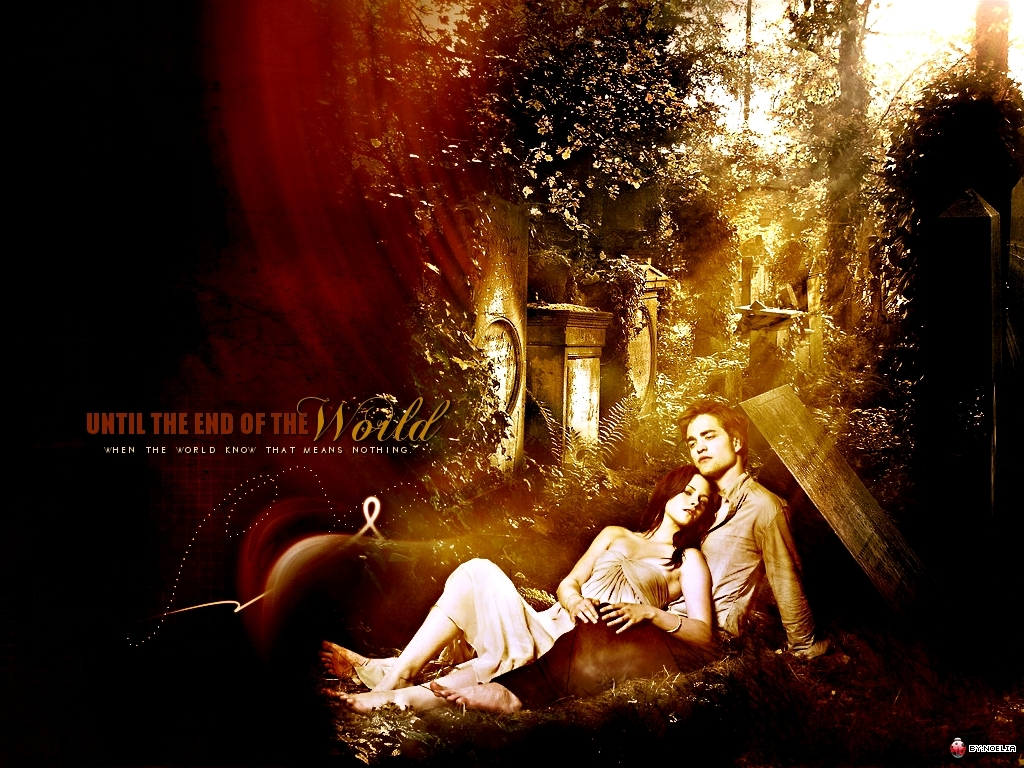 Breaking Dawn Fanarts - twilight-series wallpaper