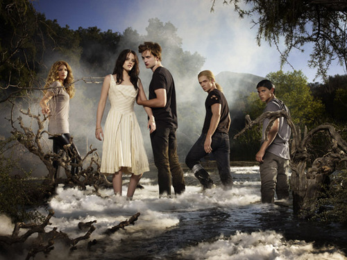 Breaking Dawn foto-foto