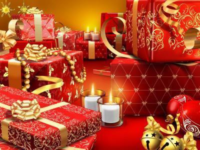 Weihnachten Presents