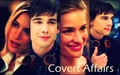 Covert Affairs; Auggie/Annie - covert-affairs fan art