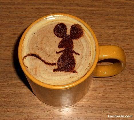 Creativity wallpaper titled Creative Coffee