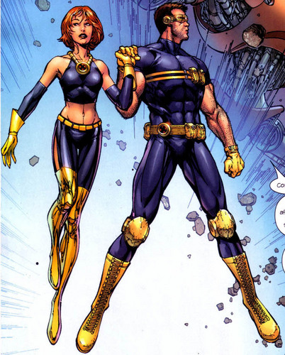 Cyclops and Jean
