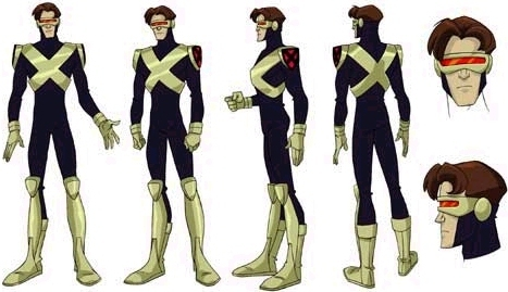 Cyclops - x-men-evolution Photo