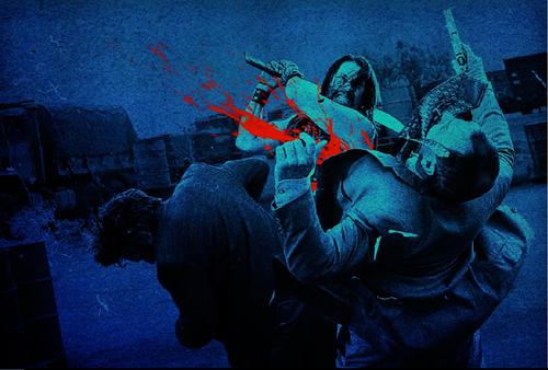 Machete wallpaper titled Danny Trejo as Machete