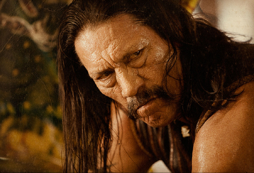 Machete kertas dinding called Danny Trejo as Machete