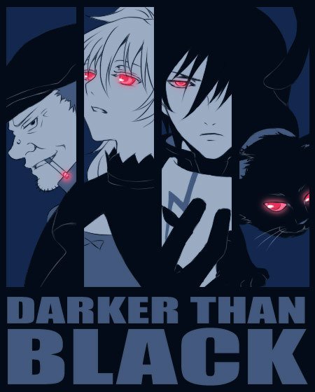 darker than black characters