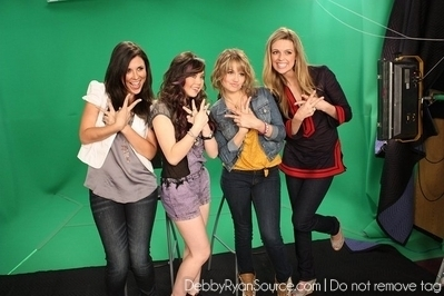 Debby At Clevver Tv