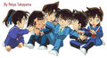 Detective Conan Fan Art