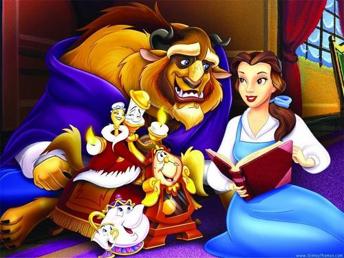 Classic Disney wallpaper titled Disney Cartoon wallpaper