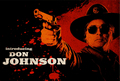 Don Johnson as Von Jackson