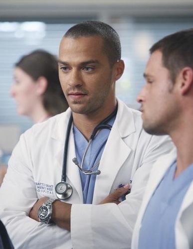 Dr. Jackson Avery
