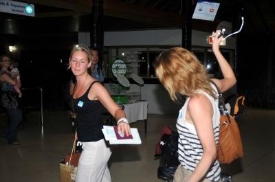 EMMA WATSON Airport,Thailandia