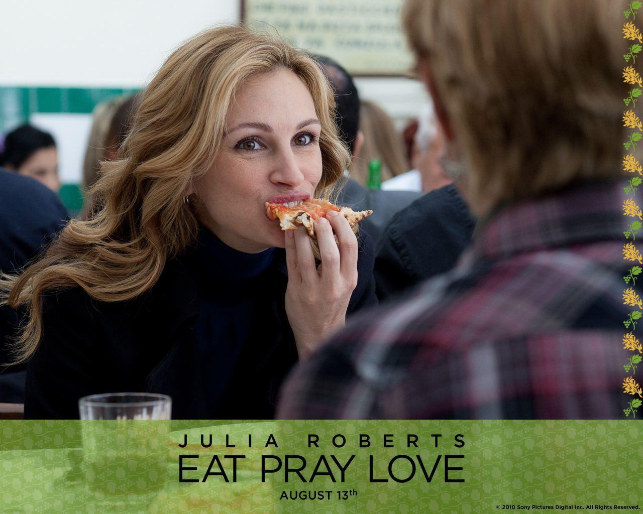 Cinematic Paradox: DVD--Eat Pray Love