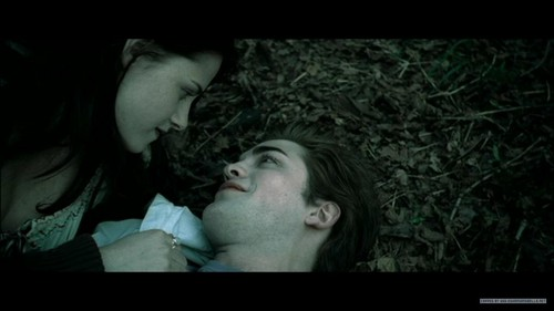 Escenas inéditas Twilight