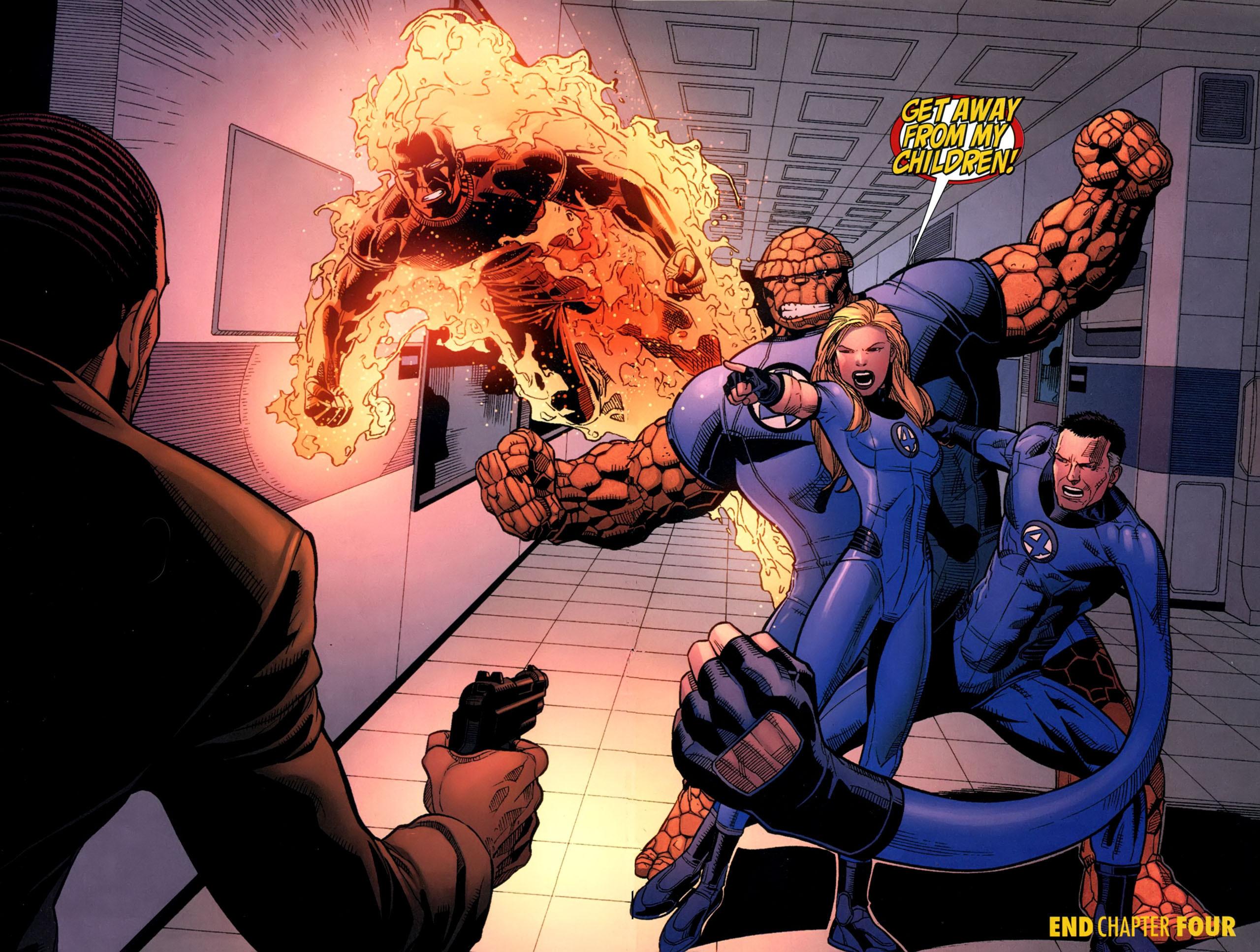 Fantastic Four Photo (14043843)