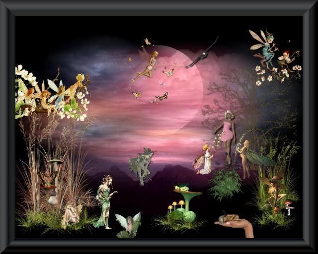 mystical fairies pictures | Fantasy Fairy | Mystical