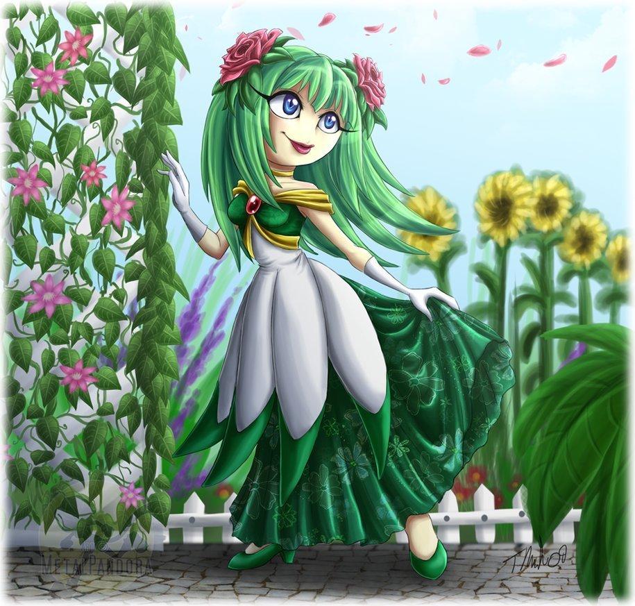 Resultado de imagen de princess Cosmo the plant