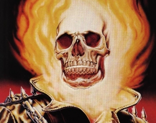 Ghost Rider wallpaper titled Ghost Rider