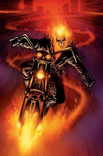 Ghost Rider wallpaper entitled Ghost Rider