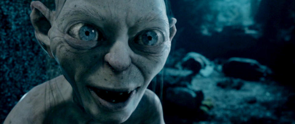 smeagol gollum images gollum smeagol wallpaper and background photos