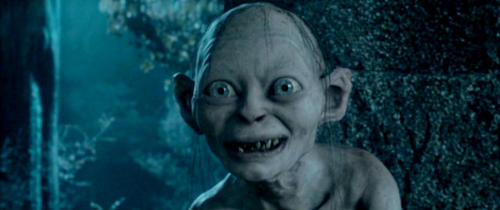 Smeagol/Gollum wallpaper entitled Gollum/Smeagol