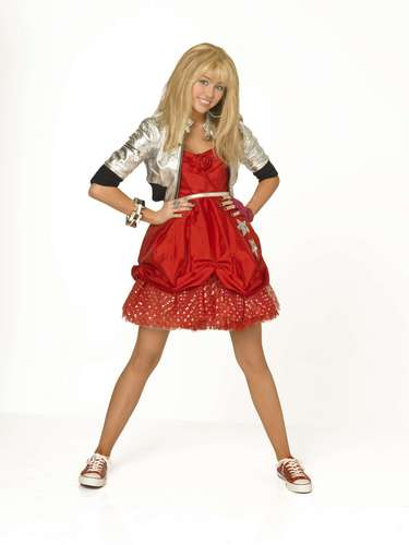 Hannah Montana picture in high quality of the official season 3 promoshoot