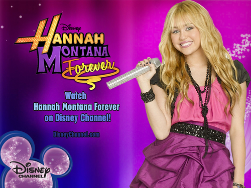 Hannah Montana wallpaper called Hannah montana forever by dj!!!!!!!!!