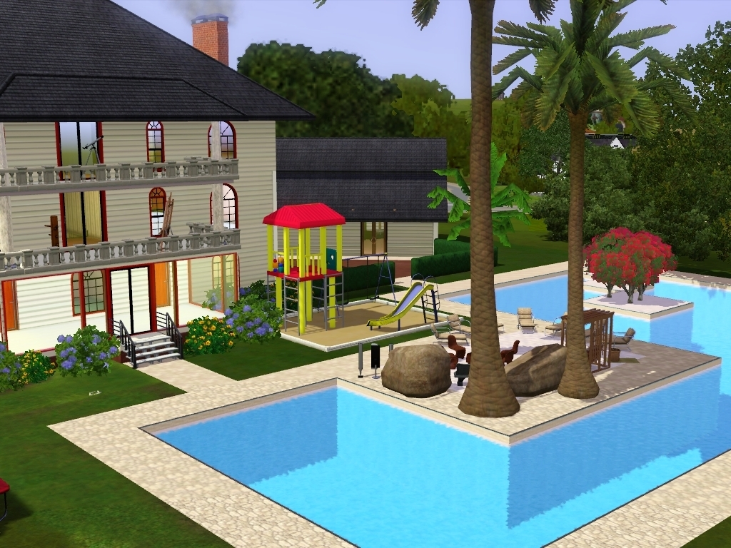 14 dream sims 3 best houses photo house plans 80366 for Best house designs sims 3