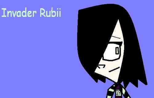 Invader Rubii