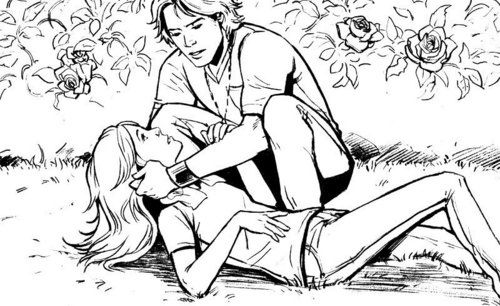 Jace & Clary (Graphic Novel)