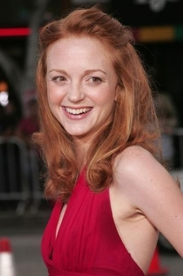 """Jayma at the """"Red Eye"""" Premiere [August 04]"""