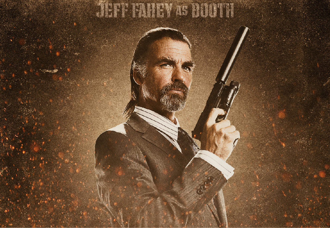 Jeff Fahey as Michael Booth