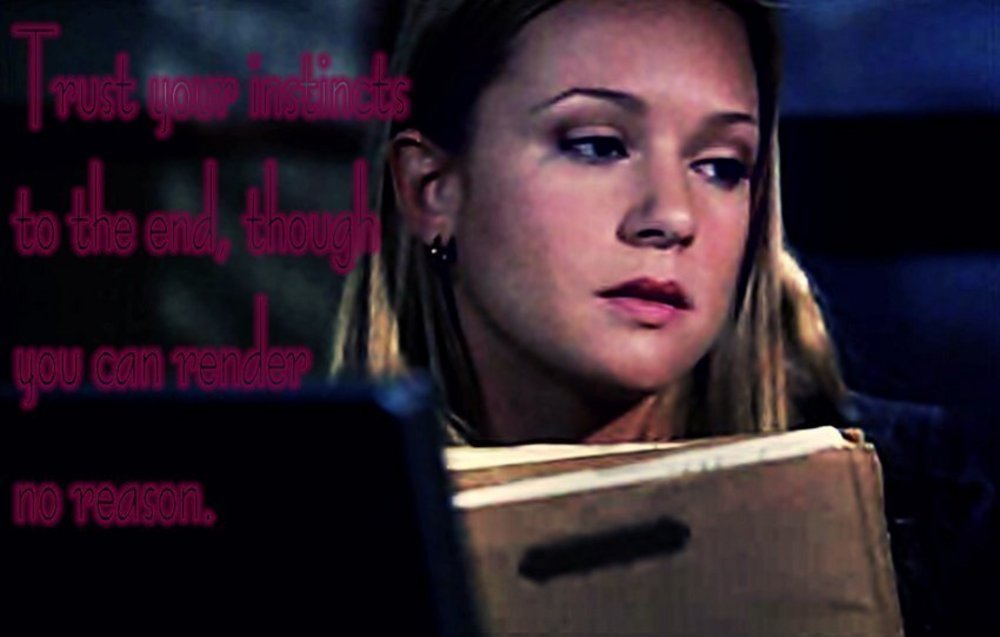 Criminal Minds Jennifer Jareau Hot
