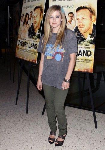 "July 19th 2010 - ""The Dry land"" Premiere LA"