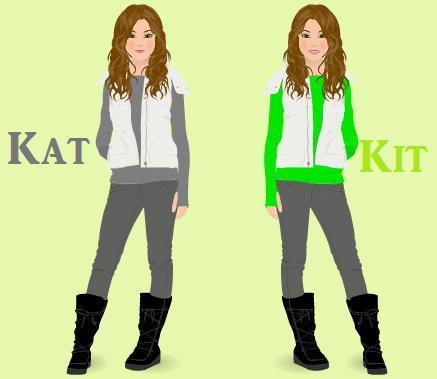 Kat and Kit