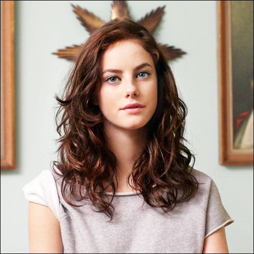 Kaya Scodelario as Katniss #6