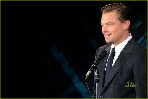 Leo @ Inception জাপান Premiere