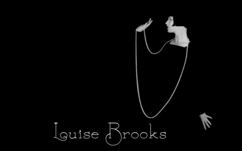 Louise Brooks Widescreen 壁紙