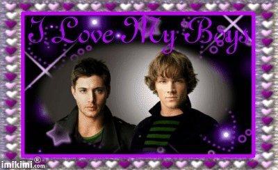 Cinta my boys