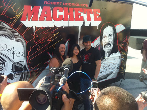 Machete @ Comic-Con 2010