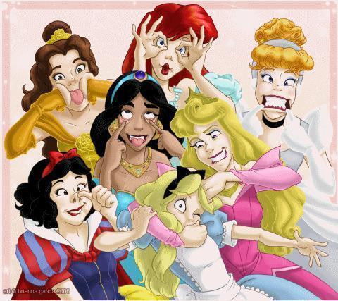 Mad Princesses