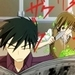 Miagi and Shinobu - junjou-terrorist icon