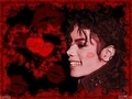 Michael jackson Kissess wallpaper  - michael-jackson photo