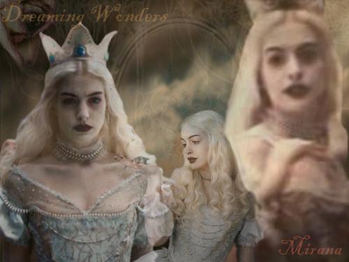 Alice in Wonderland (2010) wallpaper called Mirana
