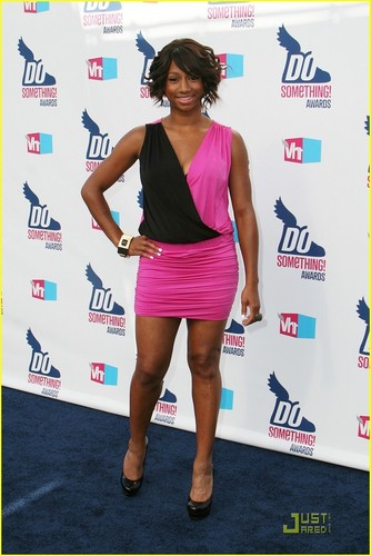 Monique Coleman: Hot Pink Pretty