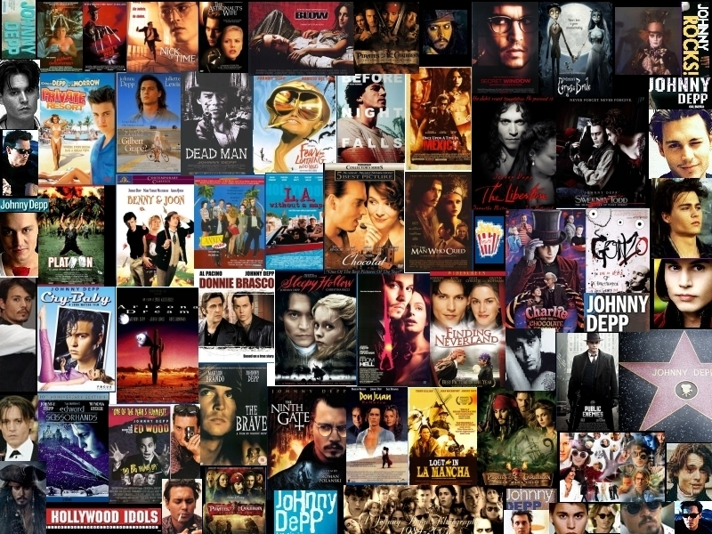 Collage of Movie Posters Movie Posters