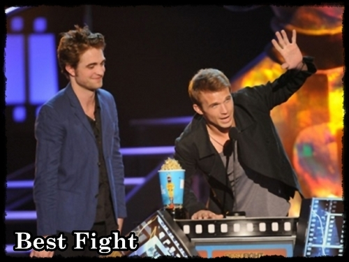 एमटीवी Movie Awards Twilight
