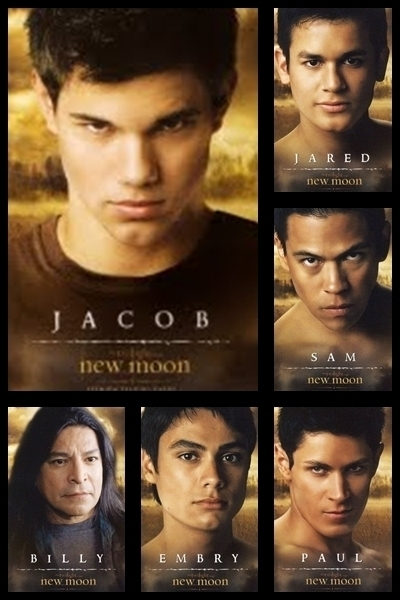 New Moon Cards
