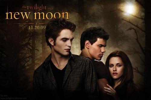 New Moon Fanart سے طرف کی Sara
